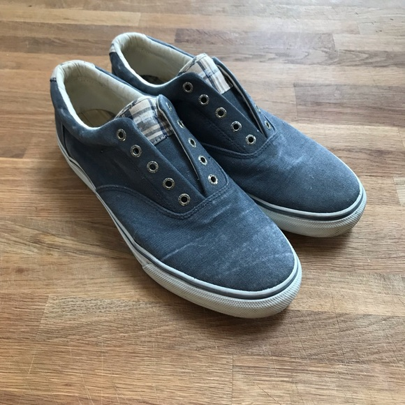 Non Marking Sperry Top Sider Boat Shoes 12m